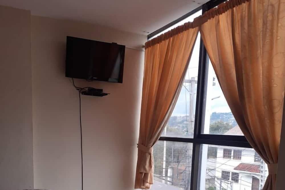 Comfort Double Room Single Use - Bilik Tamu