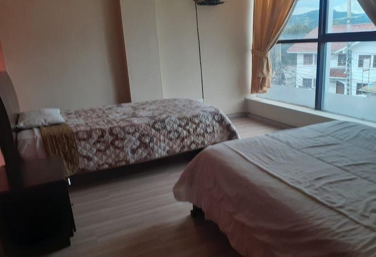 hostal resthouse, Cuenca, Habitación triple, Habitación