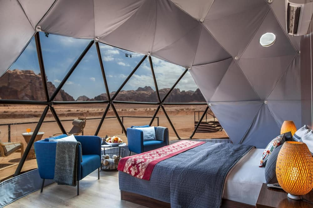 Presidential Tent - Guest Room