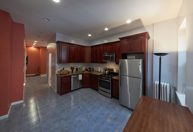 DOM-NYC, New York, DOM-NYC HAVEN, Shared kitchen