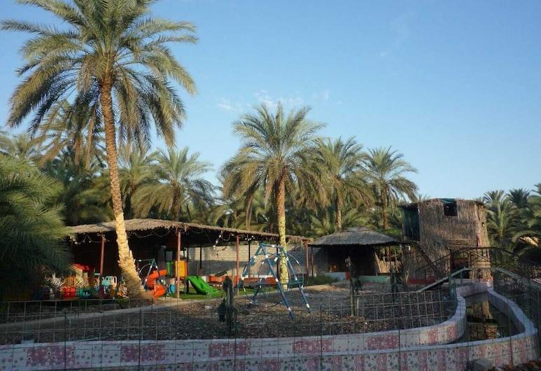 Hanaa Resort - Jalan Bani Bu Ali, Jalan Bani Buali, Jardín