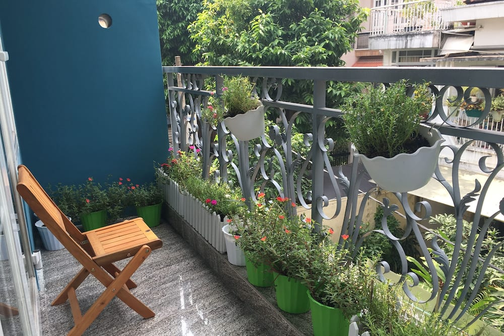 Basic Stüdyo - Balkon