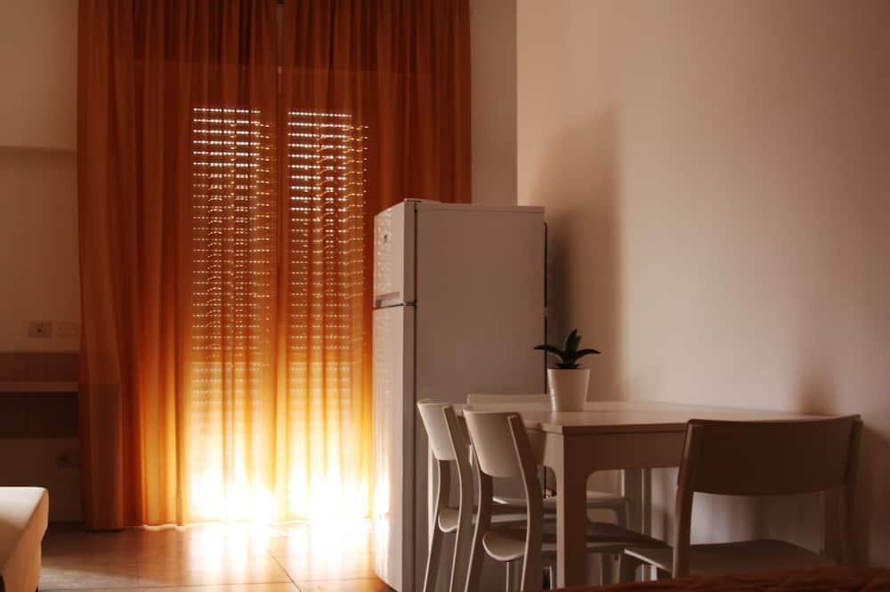 Suite estudio - Zona de estar