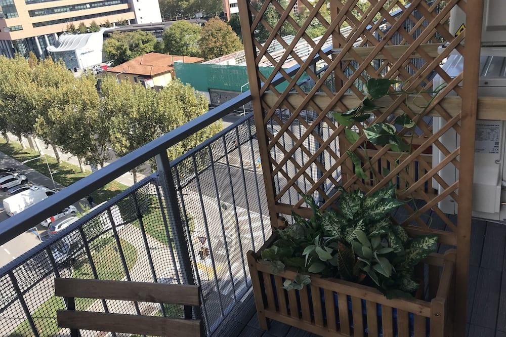 Twin Room, Balcony (CAMERA 1) - Balcony View