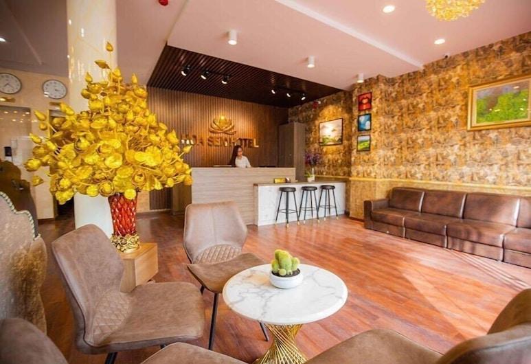 Khách sạn Hoa Sen, Đà Lạt, Tiền sảnh