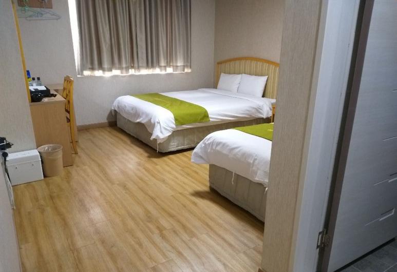 하하호텔, 제주시, 트윈룸, 객실