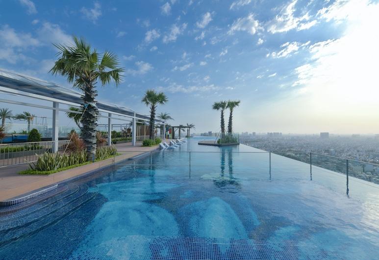 La Vela Saigon Hotel, Ho Chi Minh-Stad, Buitenzwembad