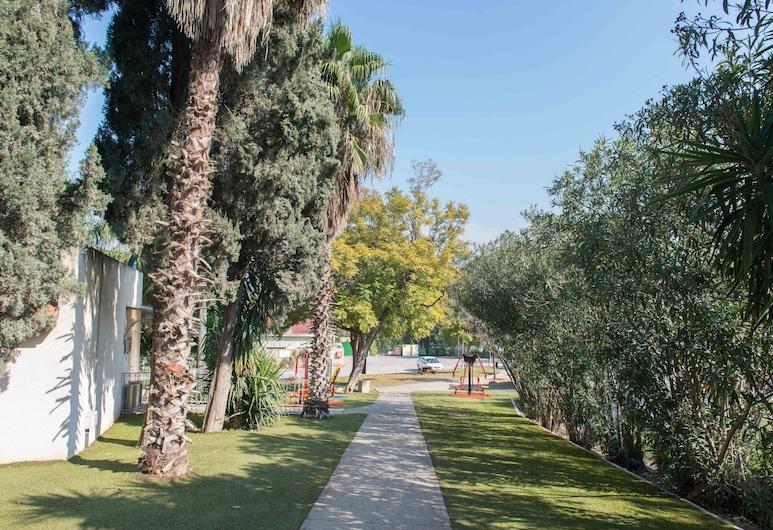 HI Maayan Harod Hostel, Gilboa, สวน