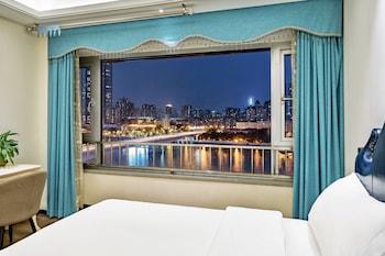 在广州的广州慢云.港润江湾公寓照片
