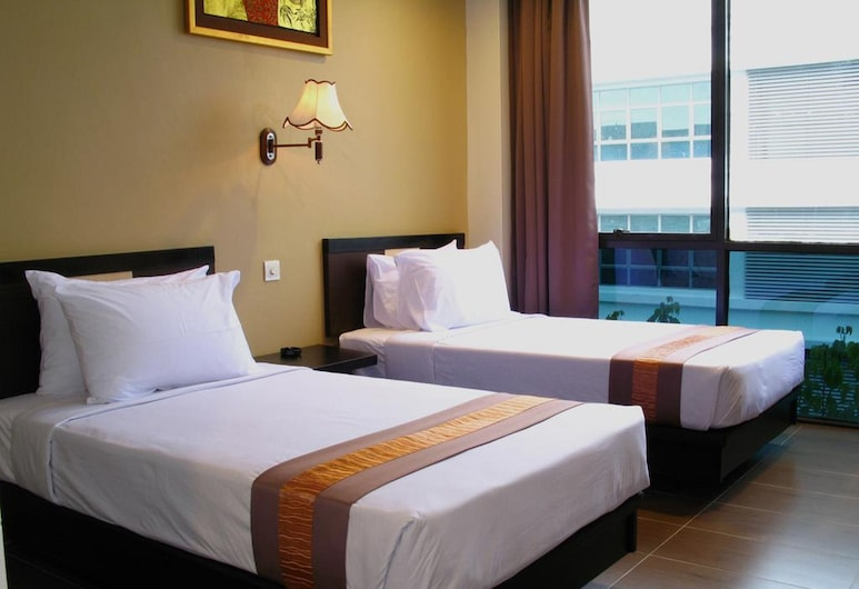 Good Hope Hotel Kelana Jaya, Petaling Jaya, Deluxe Twin, Guest Room
