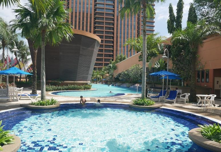 The Bukit Bintang Serviced Residences, Kuala Lumpur, Pool