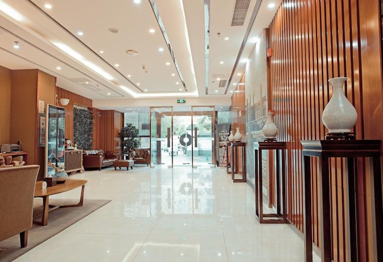 Sine Hotel, Beijing, Lobby