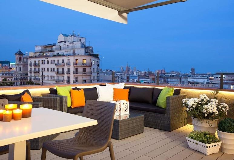 Enjoybcn Miro Apartments, Barcelona, Penthouse - terrass, Terrass