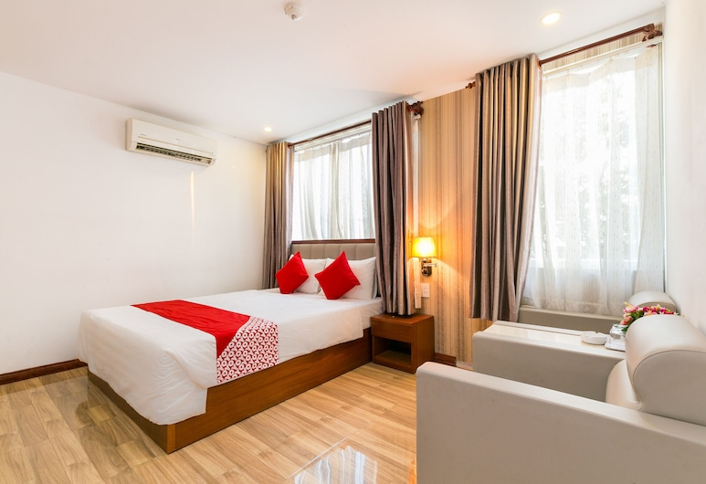 興發飯店, 胡志明市, 豪華雙人房, 客房