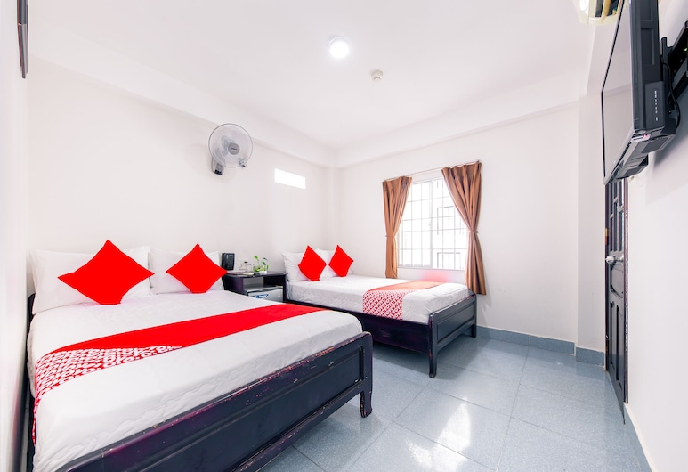 OYO 543 Friendlee Homestay, Hoi An, Habitación cuádruple superior, Habitación
