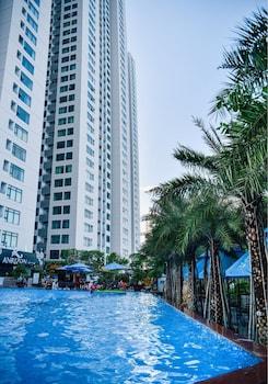 Mynd af Pavilor Hotel í Nha Trang