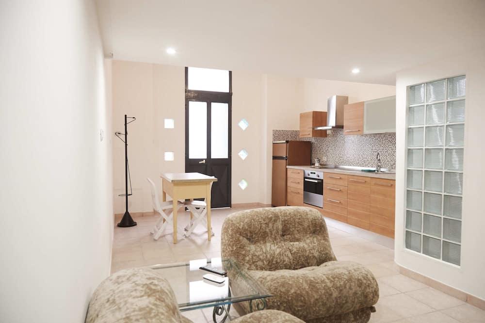 Gác, 1 phòng ngủ (Apulia 1) - Khu phòng khách