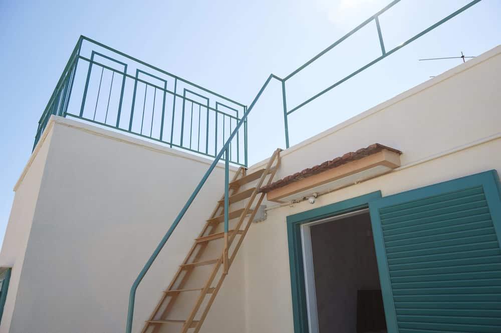 Penthouse, 1 phòng ngủ, Sân hiên (Apulia 2) - Ban công