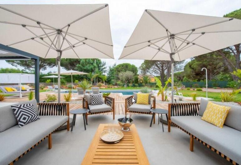 Villa Luxine by The Pearls Collection, Ramatuelle, Terraza o patio