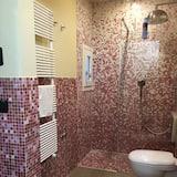 Suite Deluxe, cuisine - Salle de bain