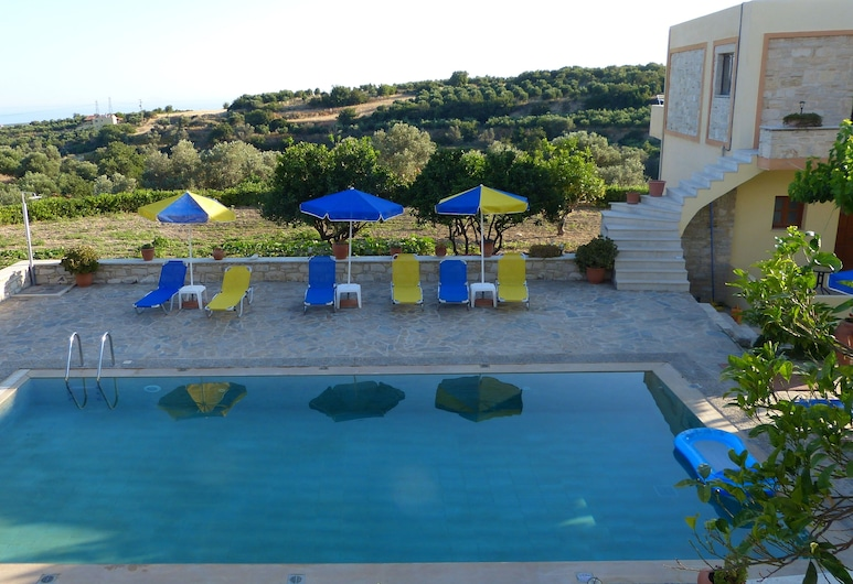 Villa Stefania Dream Aparthotel, Rethymno