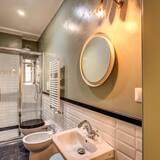Apartemen, 2 kamar tidur - Kamar mandi