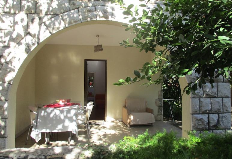Apartments And Rooms Artemida, Dubrovnik, Apartamento, 1 quarto, Terraço, Vista para o jardim, Terraço/pátio