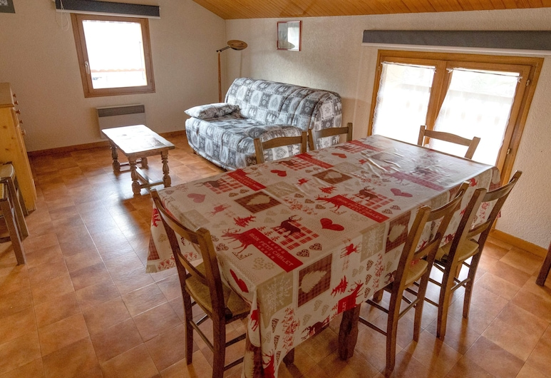 Apartment With 2 Bedrooms in Saint-martin-de-belleville, With Wonderful Mountain View - 2 km From the Slopes, Les Belleville