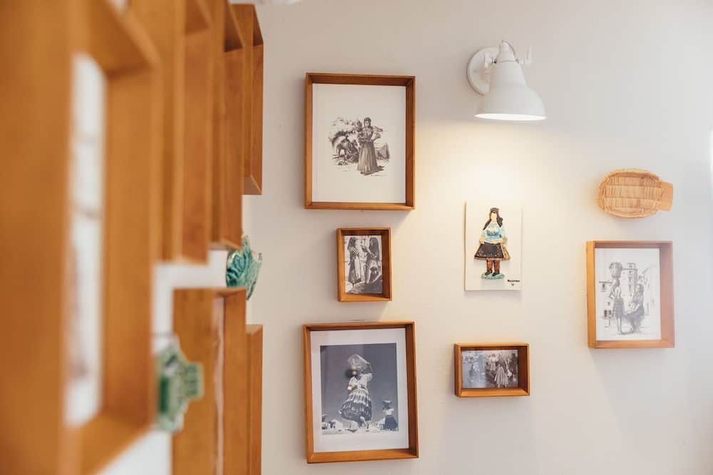 Štvorposteľová izba typu Superior (Varina) - Obývacie priestory