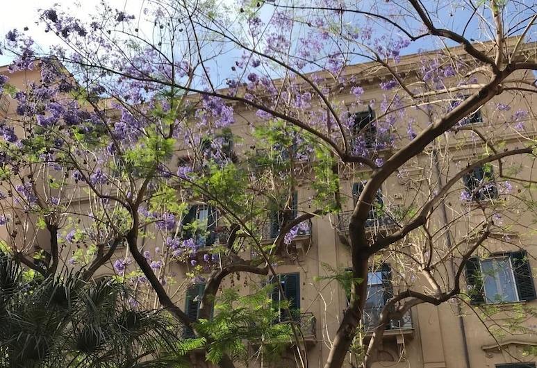 Da Bibi, Palermo, Facciata hotel