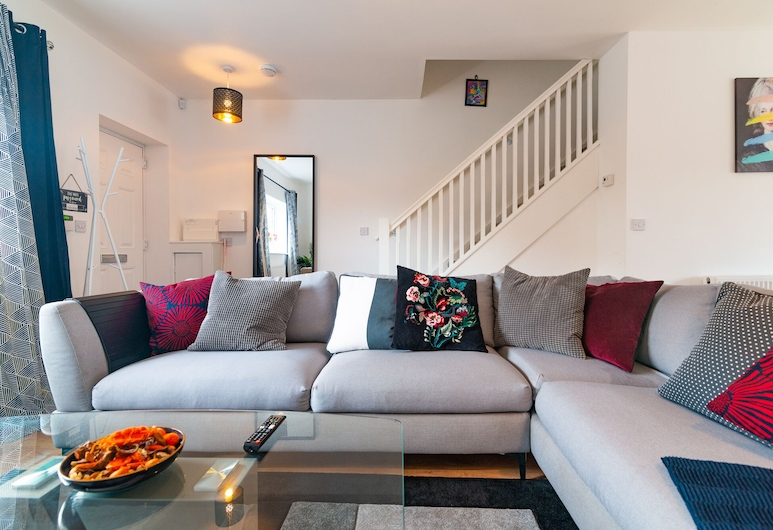 Roomstayer, Manchester, Comfort House, Living Area