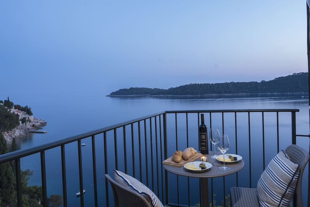 Căn hộ, Quang cảnh biển - Balkon