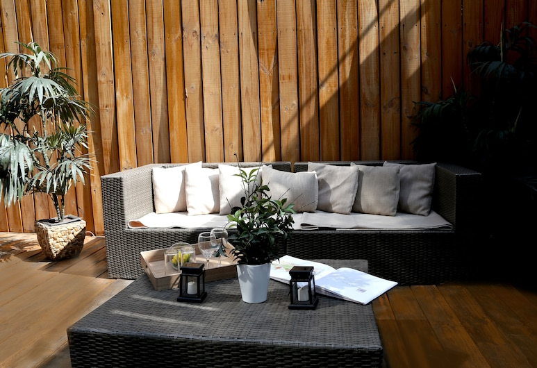 Casona Bellavista, Santiago, Lobby Sitting Area