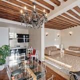 Romantisk lägenhet - Vardagsrum