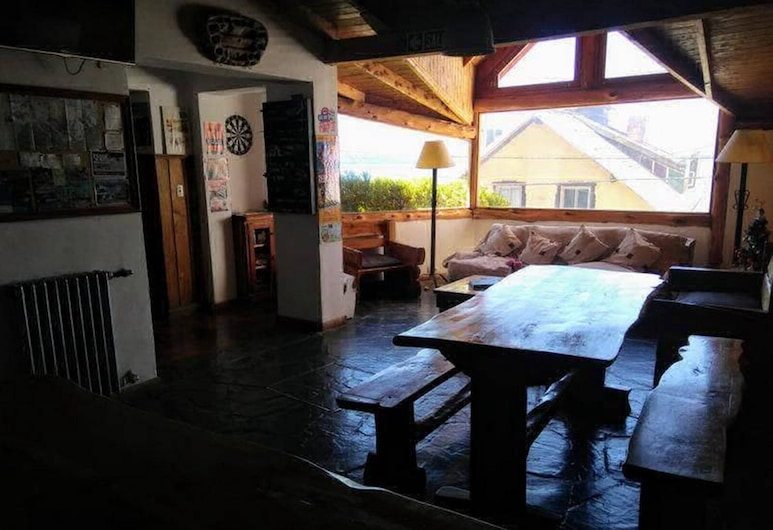 Bariloche Hostel, San Carlos de Bariloche, Hotel Lounge