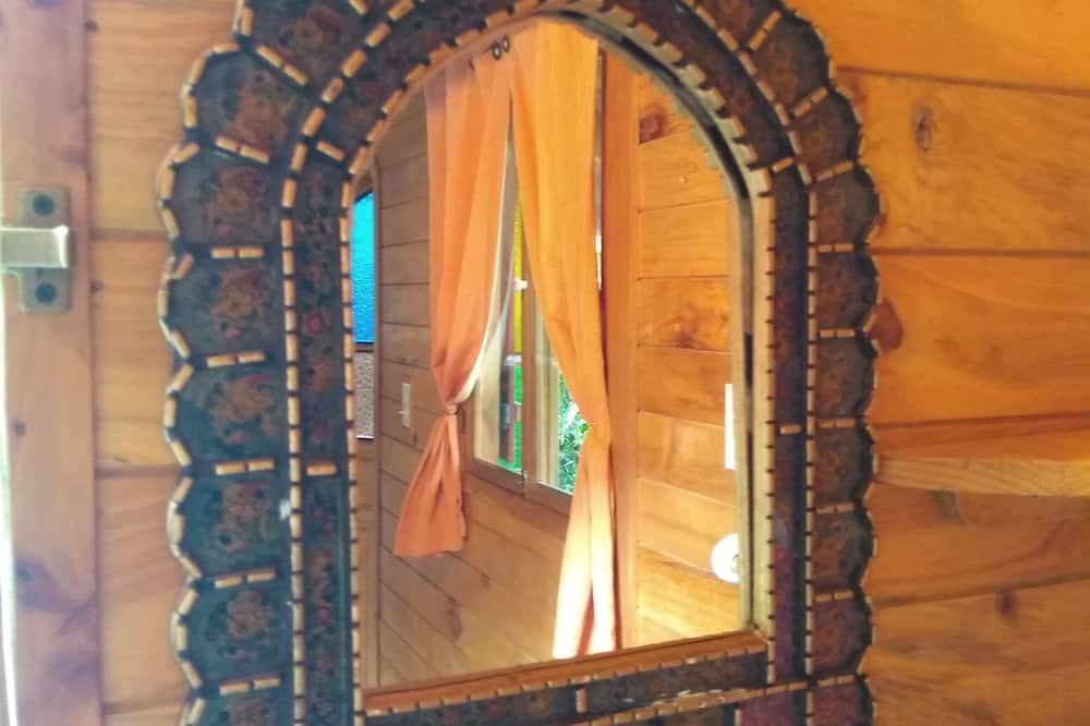 Family Cabin, 1 Bedroom - Bathroom