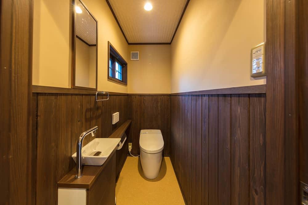 Stadtwohnung (Kitamachi 102) - Badezimmer