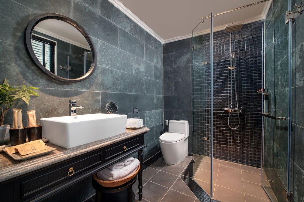 Solaria Balcony Double/Twin Room - Bathroom