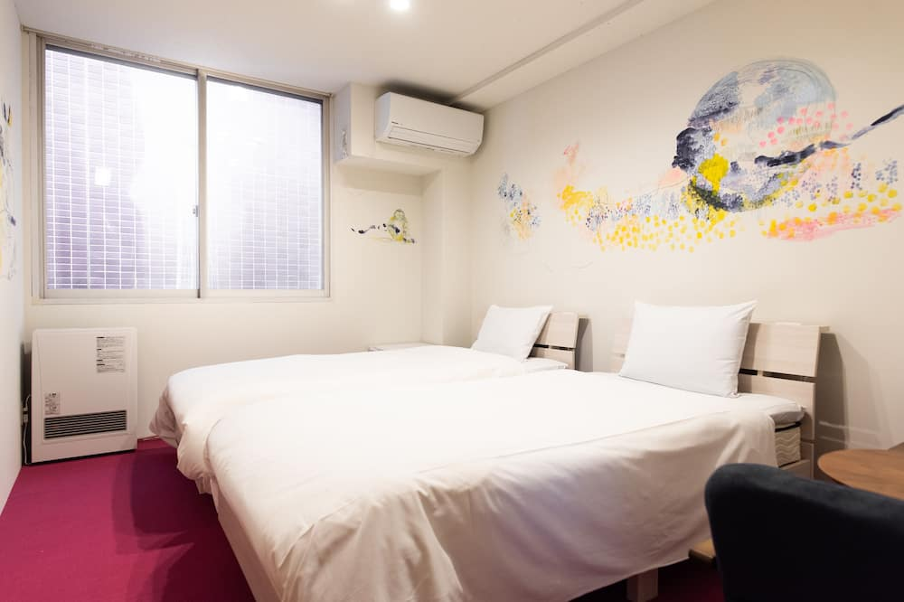 Basic Twin Room, Women only, Non Smoking - Guest Room