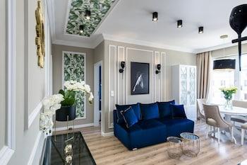Foto di Elite Apartments Rajska Prestige a Danzica