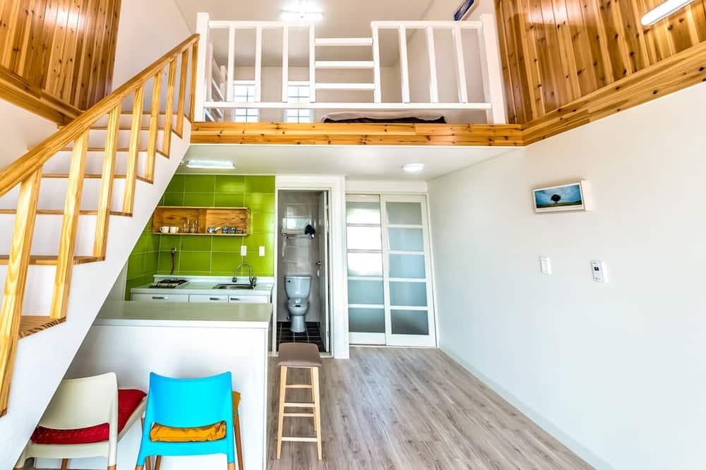 Duplex (Big Moon) - Living Area