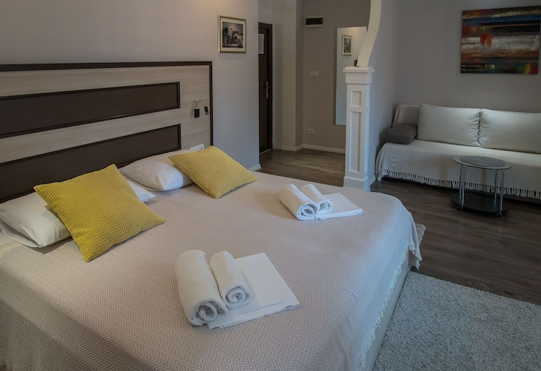 JR Luxury Guesthouse, Split, Comfort-Zimmer, Zimmer