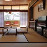 Rom – traditional, delt bad (Japanese Style for 4 Guests) - Gjesterom
