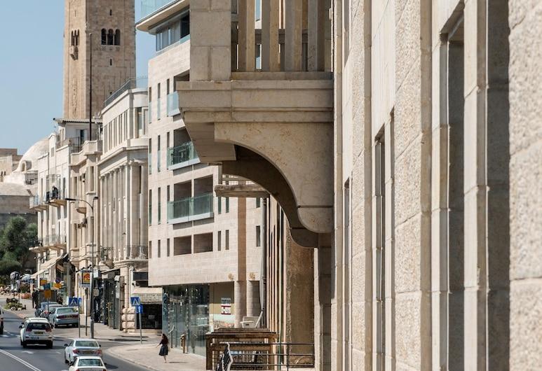 Suite WA B1 - Waldorf Astoria Residences - Jerusalem-Rent, Jerusalén, Vista frontal de la propiedad