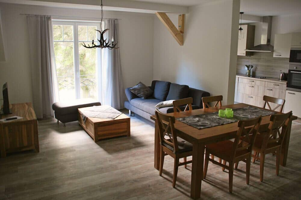Apartment (4) - Living Room