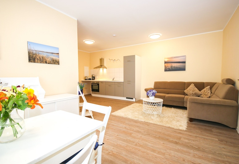 Ferienidyll am Wentowsee, Gransee, Apartament (Nordisch inkl. Endreinigung EUR 80), Powierzchnia mieszkalna