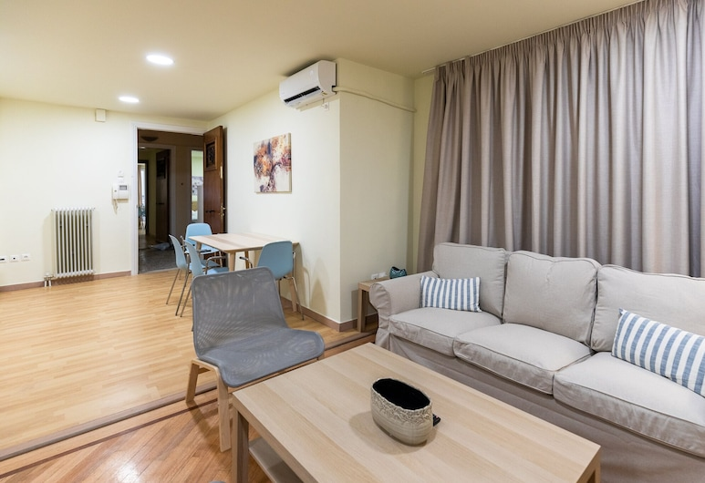 Athens Kyniska Apartments, Αθήνα, Superior Διαμέρισμα, Περιοχή καθιστικού
