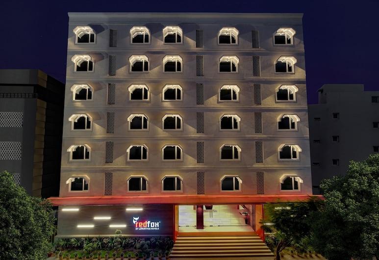 Red Fox Hotel Vijayawada, Vijayawada, Facciata hotel
