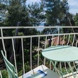Апартаменты, 2 спальни, балкон - Балкон