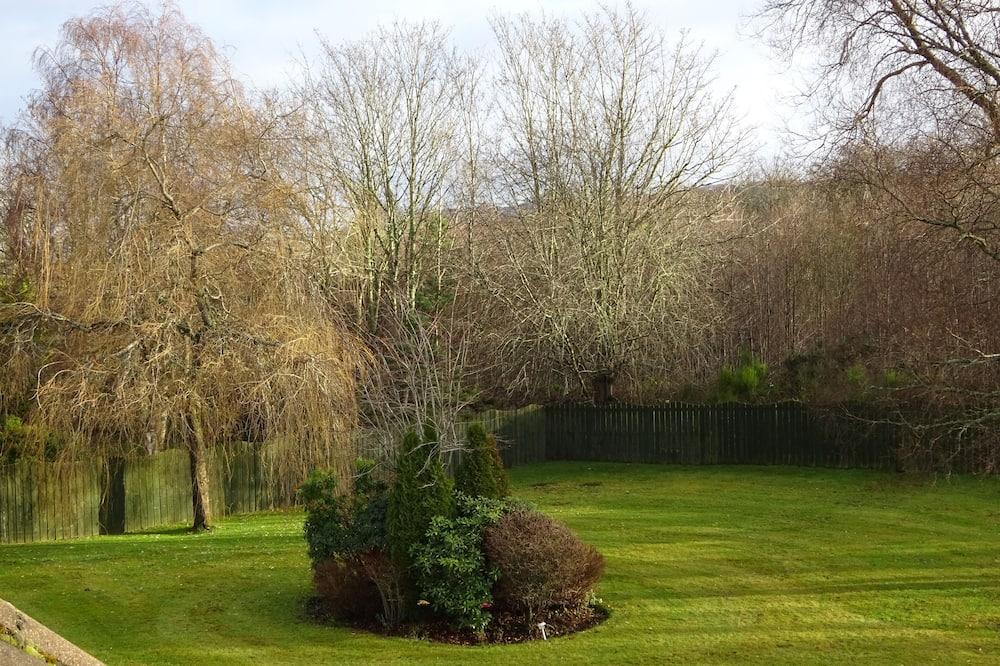 Klassieke tweepersoonskamer - Uitzicht op tuin